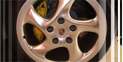 Porsche Alloy Wheel